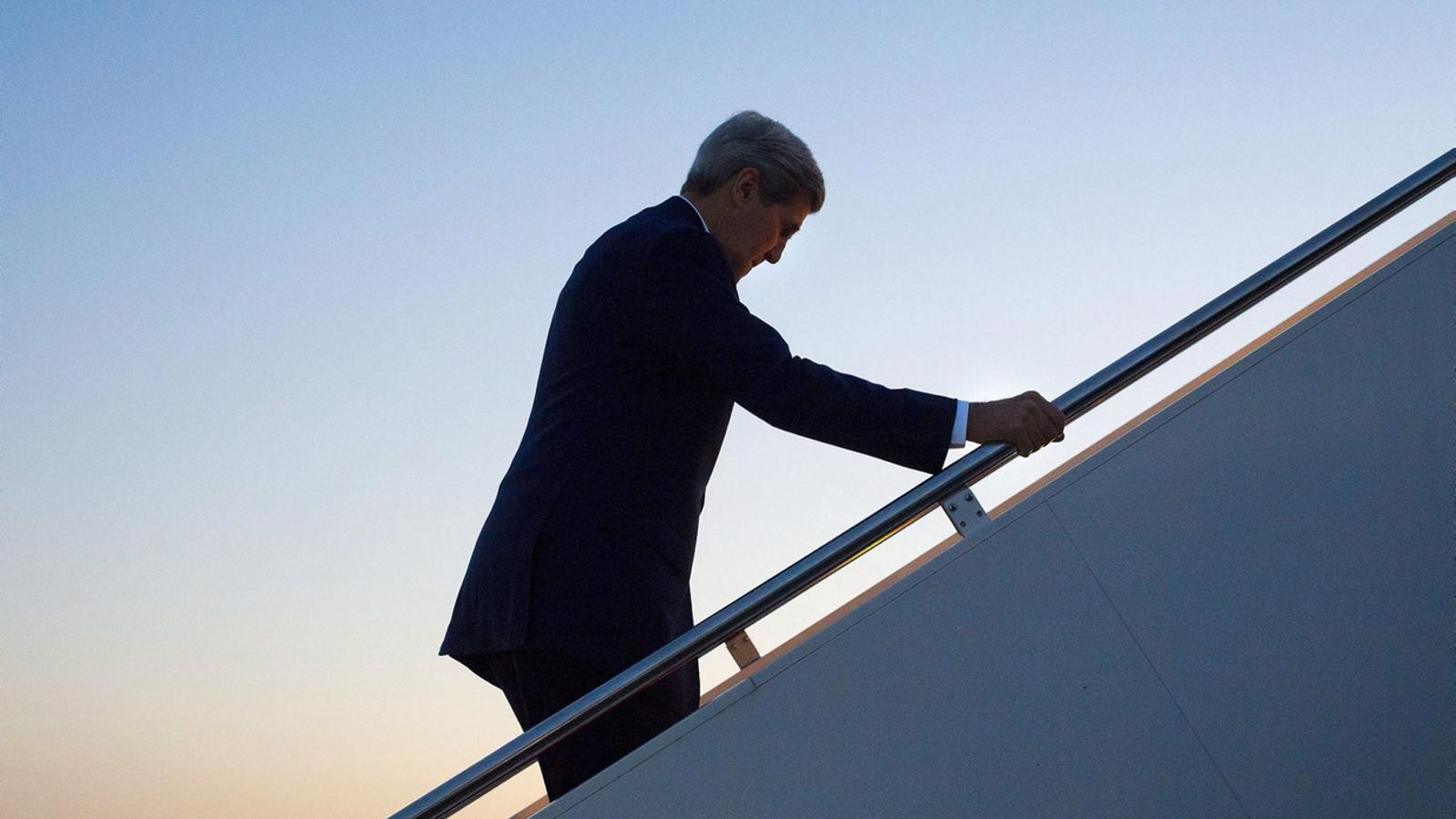 Kerry torna a casa