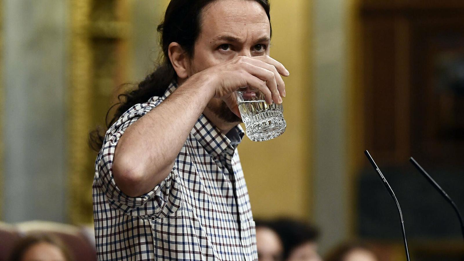 """Iglesias es mostra partidari de reunir la taula de diàleg """"el més aviat possible"""" perquè és una """"necessitat històrica"""""""