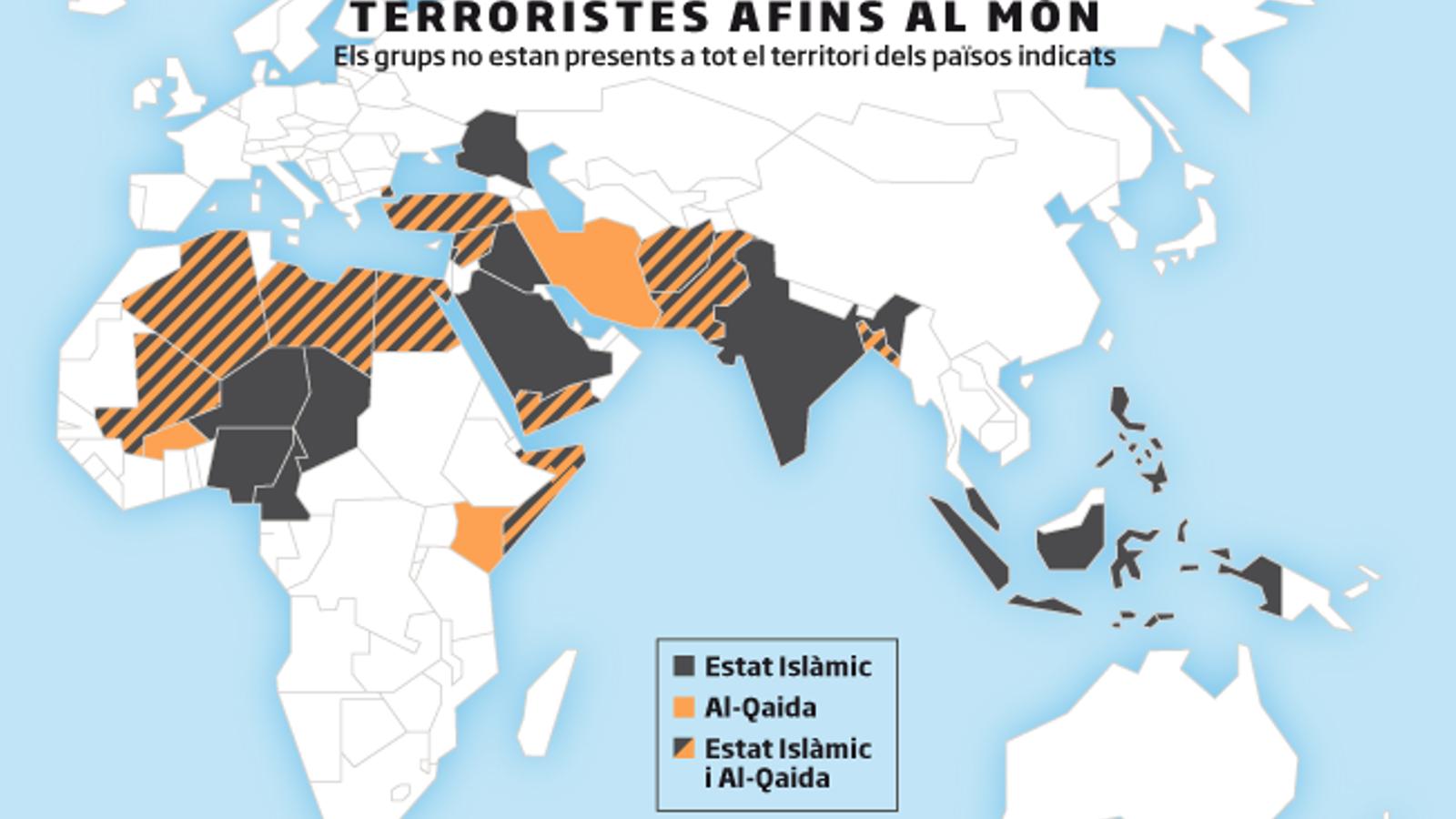 L'amenaça de l'Estat Islàmic continua viva a Europa