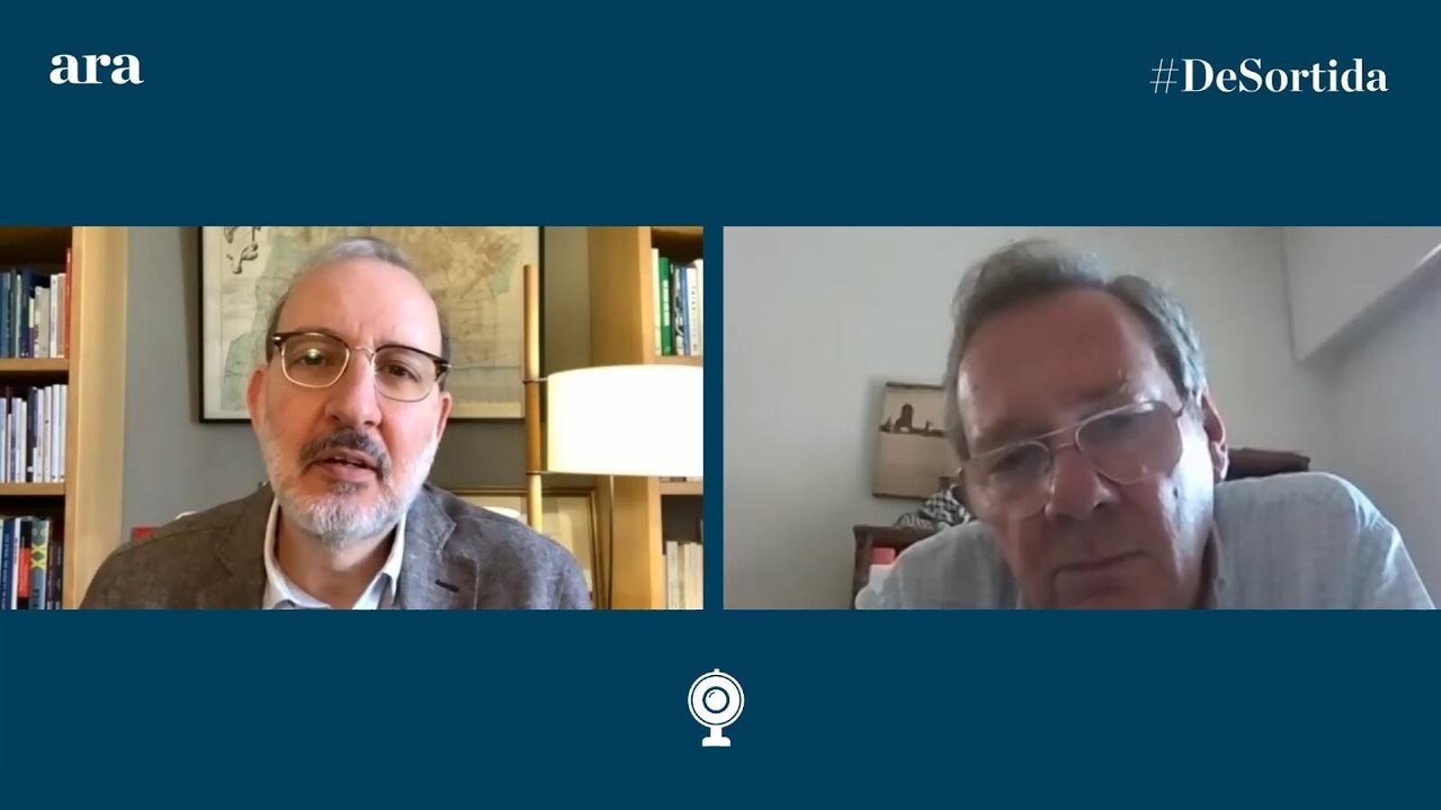 Entrevista d'Antoni Bassas a David Gardner