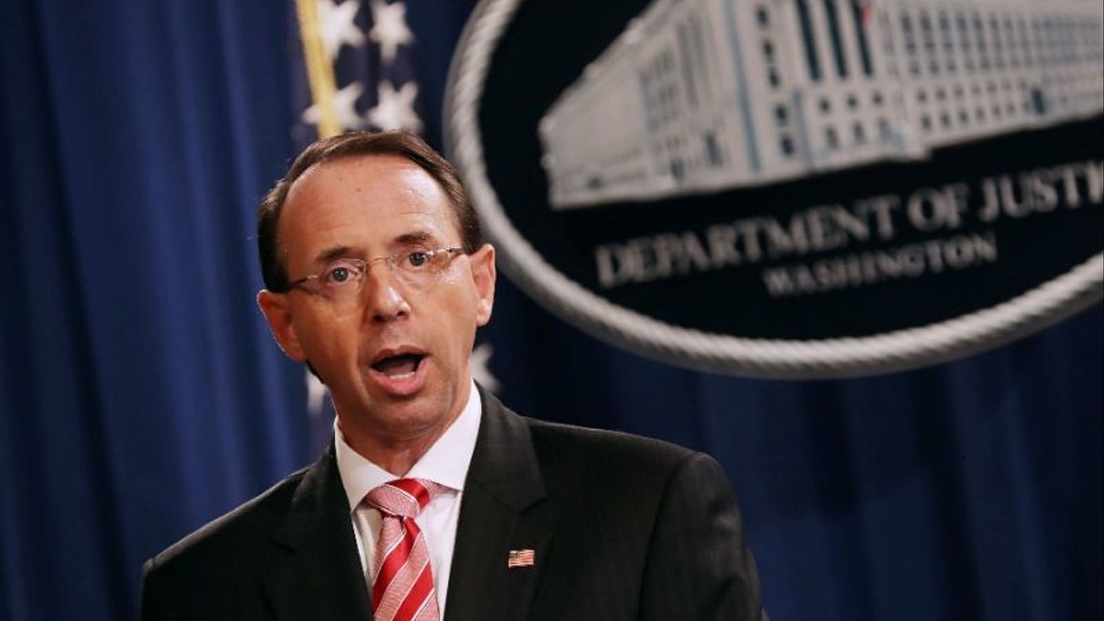 Roseinstein, el supervisor del 'Russiagate', ha ofert la seva dimissió