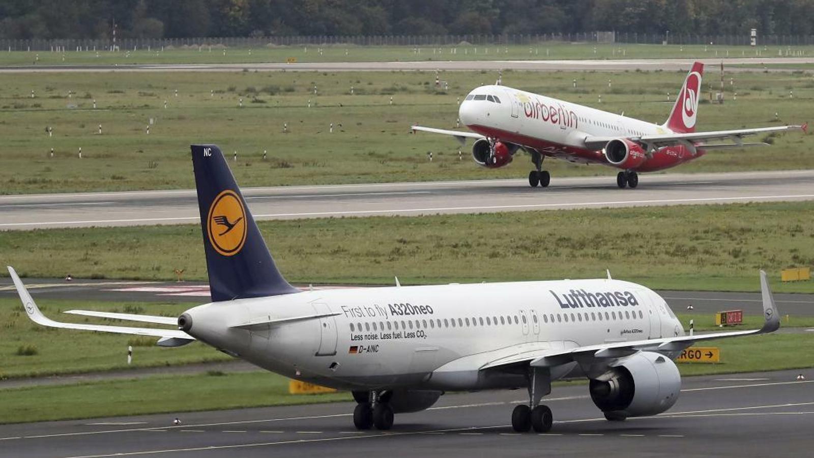 Les aerolínies tradicionals recuperen terreny davant les low-cost