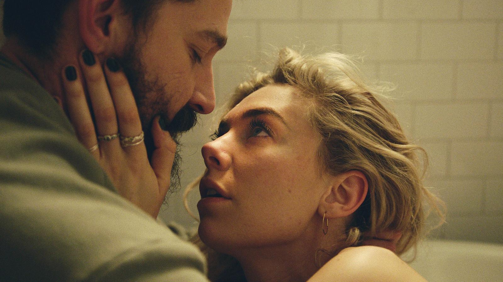 Shia LaBeouf i Vanessa Kirby a 'Fragmentos de una mujer'