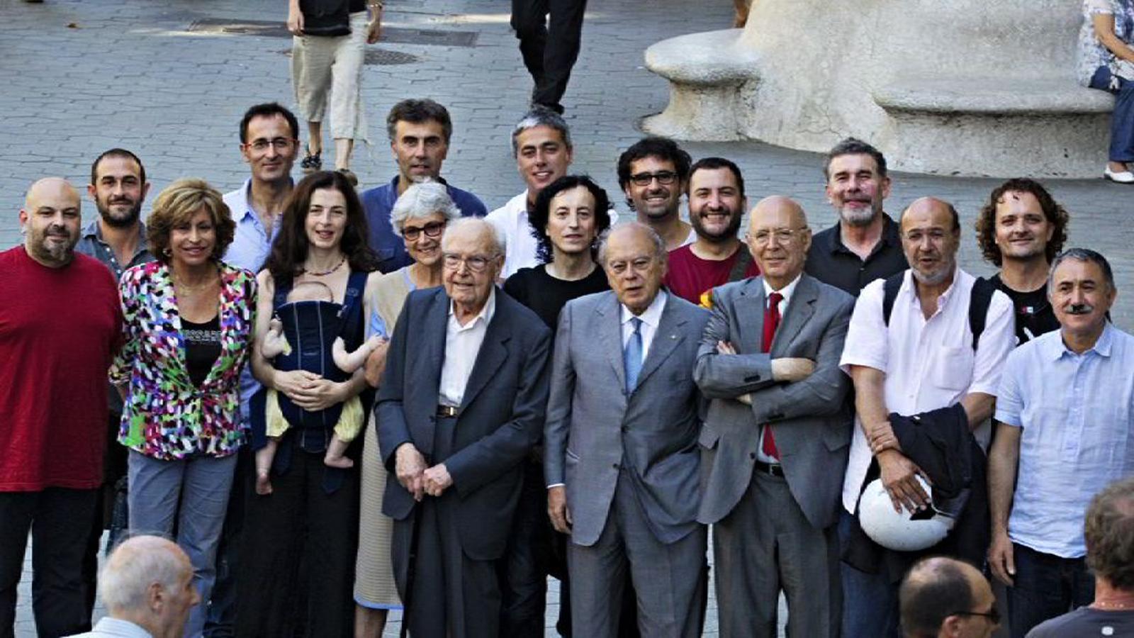 Heribert Barrera, al juliol, reprenia el somni amb els impulsors del 10-J
