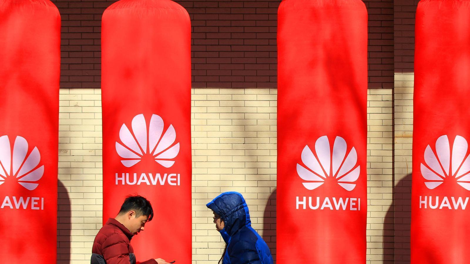 Washington dona un marge de tres mesos a Huawei per continuar operant als EUA