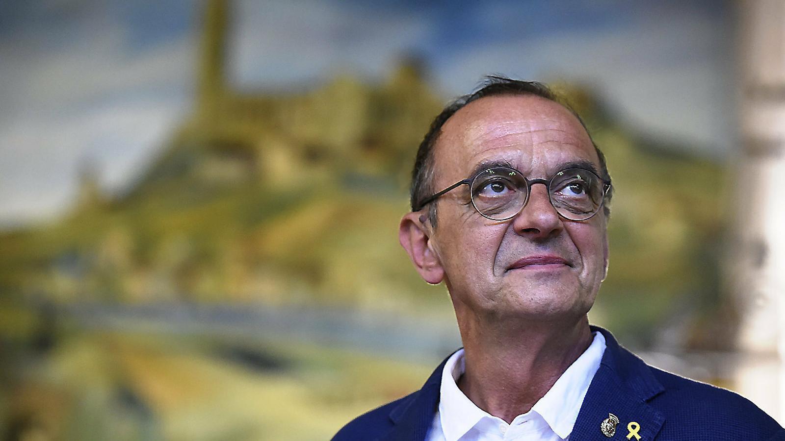 EN DIRECTE | Roda de premsa del Paer en Cap, Miquel Pueyo, sobre el confinament a Lleida
