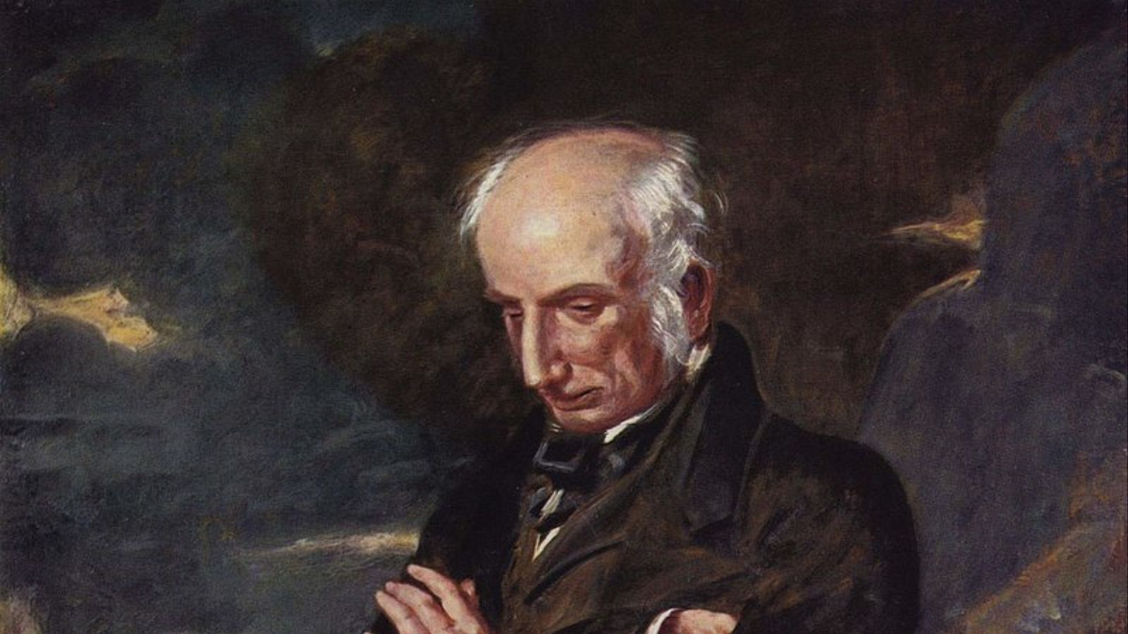 Wordsworth, pintat per Benjamin Robert Haydon