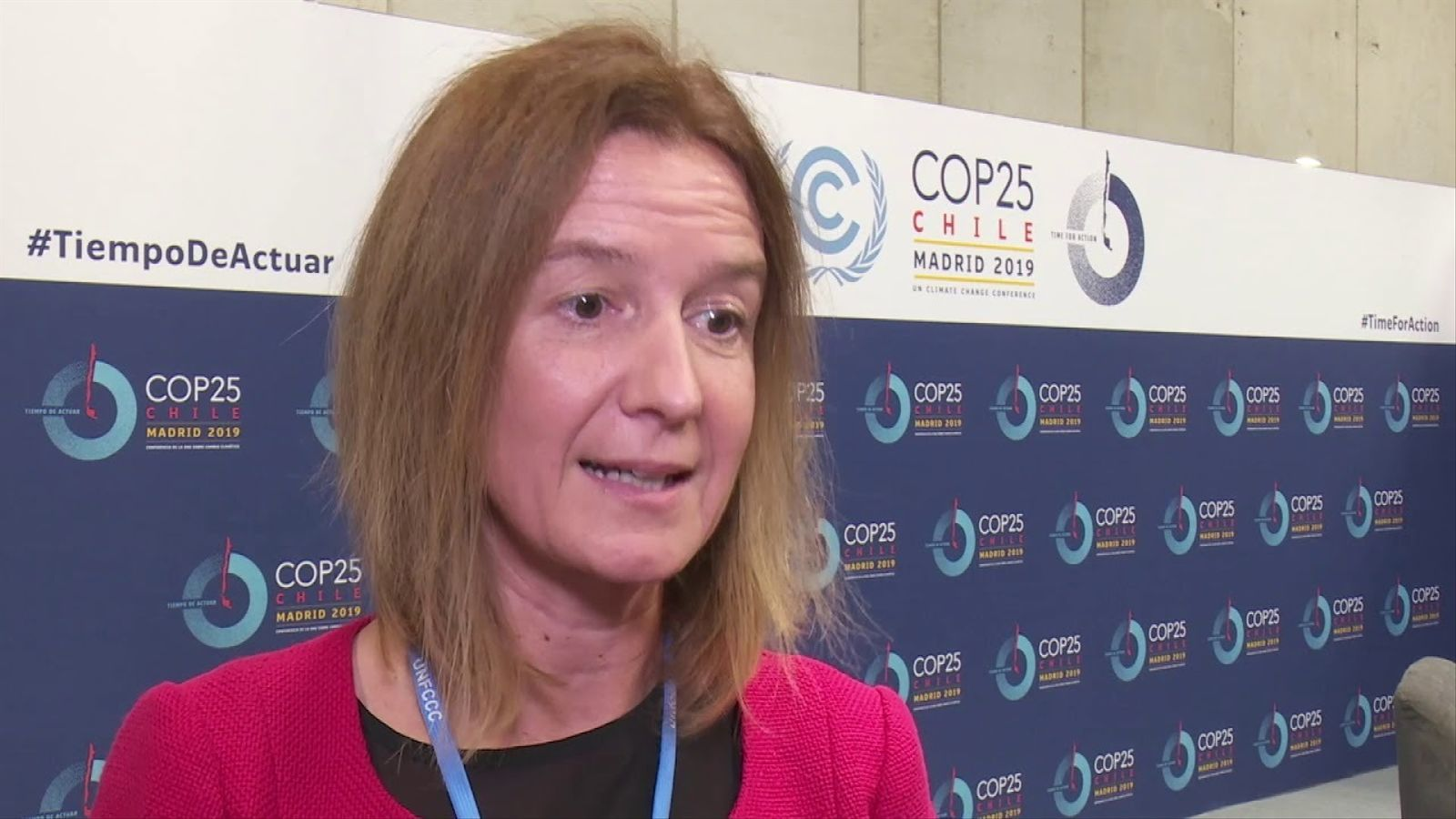 Calvó referma els compromisos andorrans a la COP25