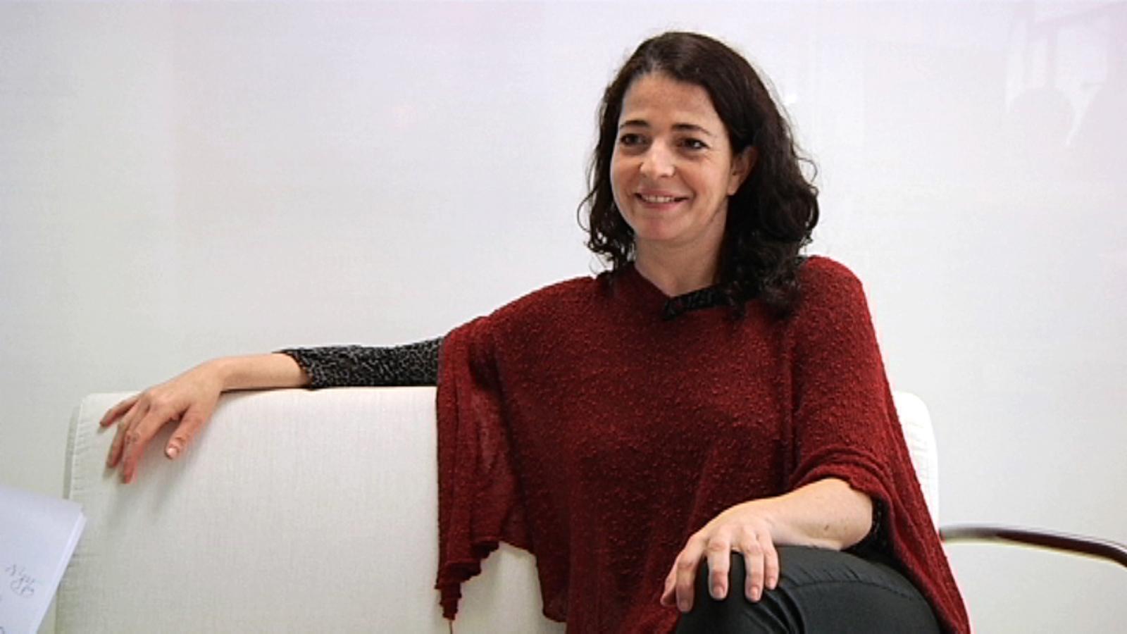 Nora Navas: Em vaig enamorar de tot a l'Argentina i m'hi vaig quedar un any