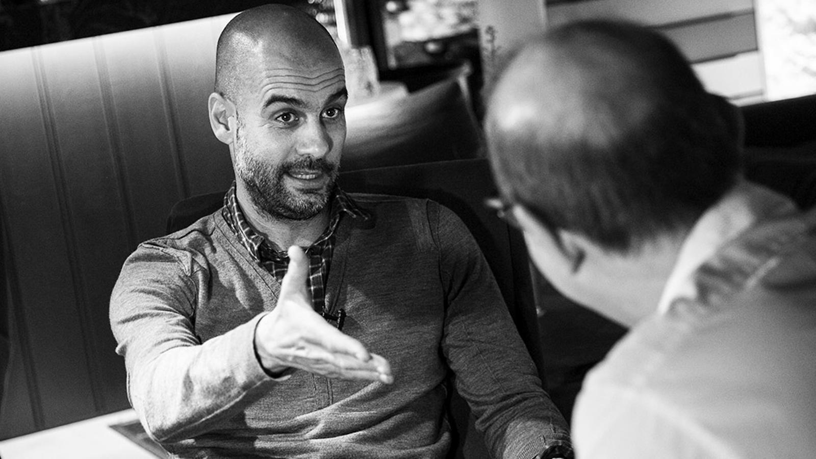 """L'editorial d'Antoni Bassas: 'Guardiola i el seu """"anem a totes"""" del 9N' (21/07/2015)"""