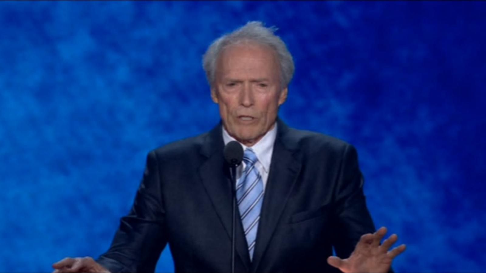 Clint Eastwood parla de Mitt Romney