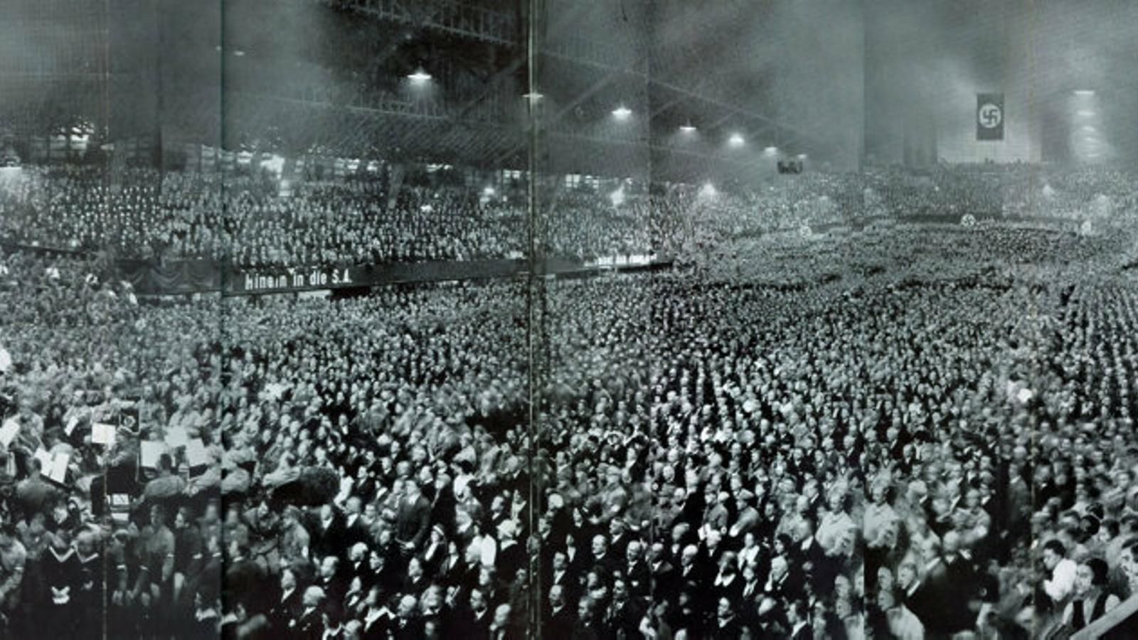 Qui es va resistir a Hitler i Mussolini?