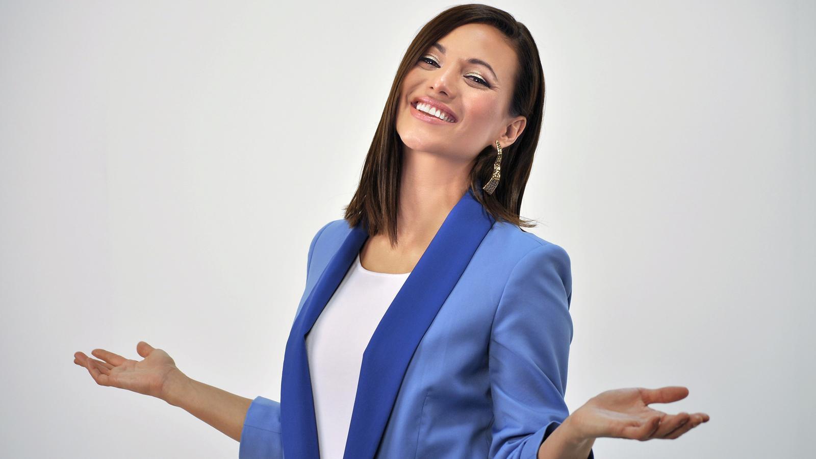 Elisa Mouliaá presentarà 'Tvemos'