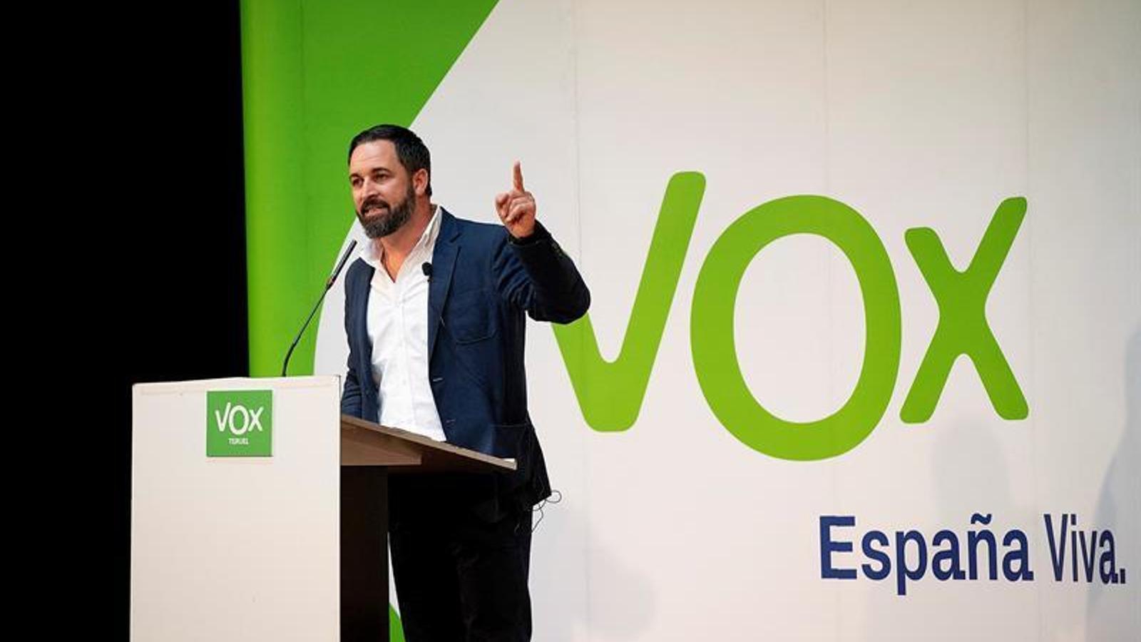 El Suprem confirma la condemna al vicepresident de Vox per