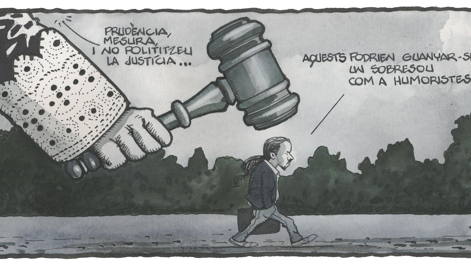'A la contra', per Ferreres 19/01/2020