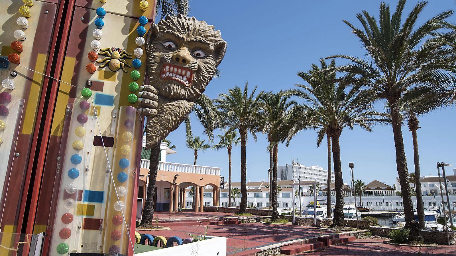 Les urbanitzacions de Menorca continuen desertes