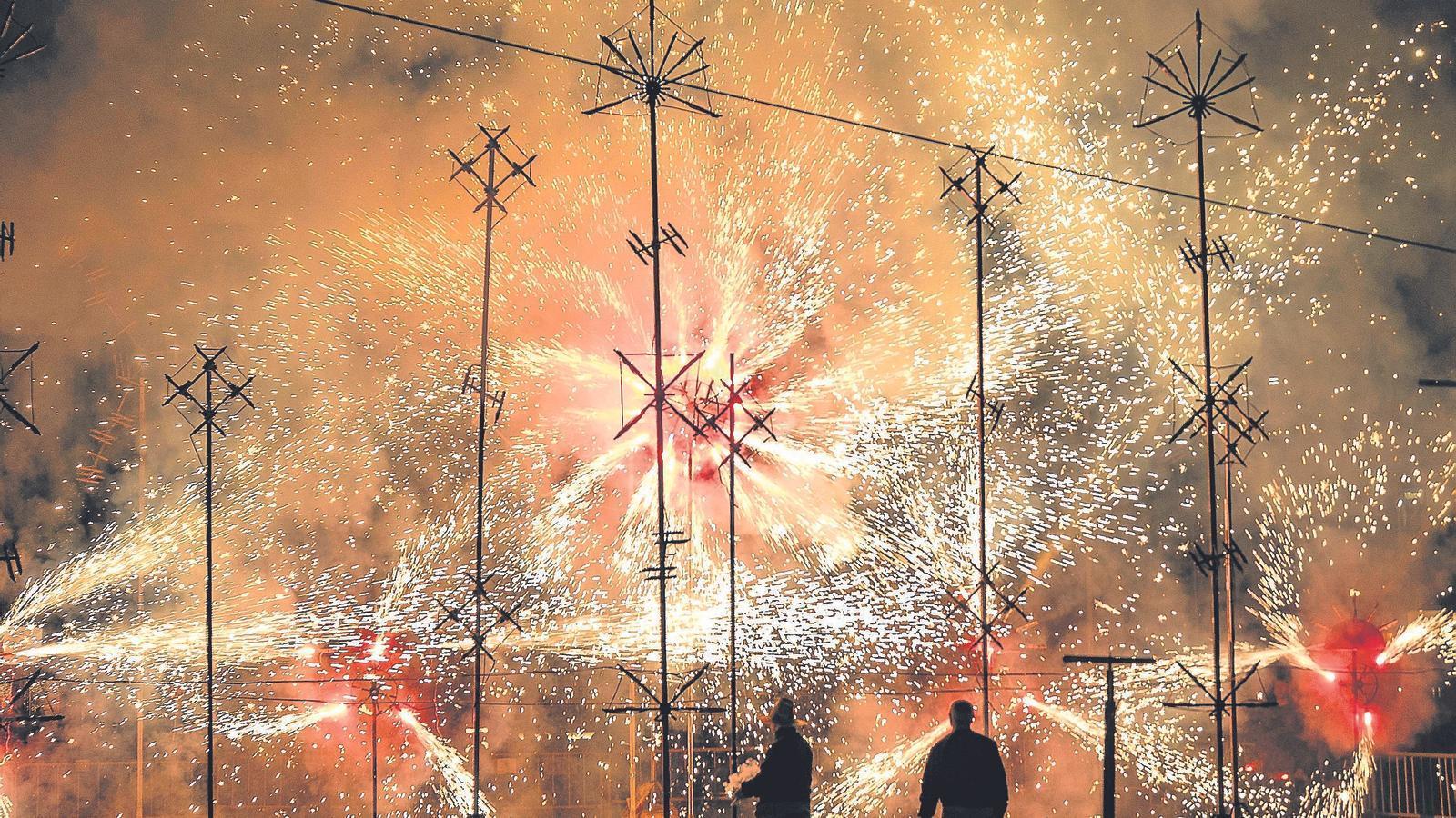 Mallorca serà capital de les festes de foc a la Mediterrània