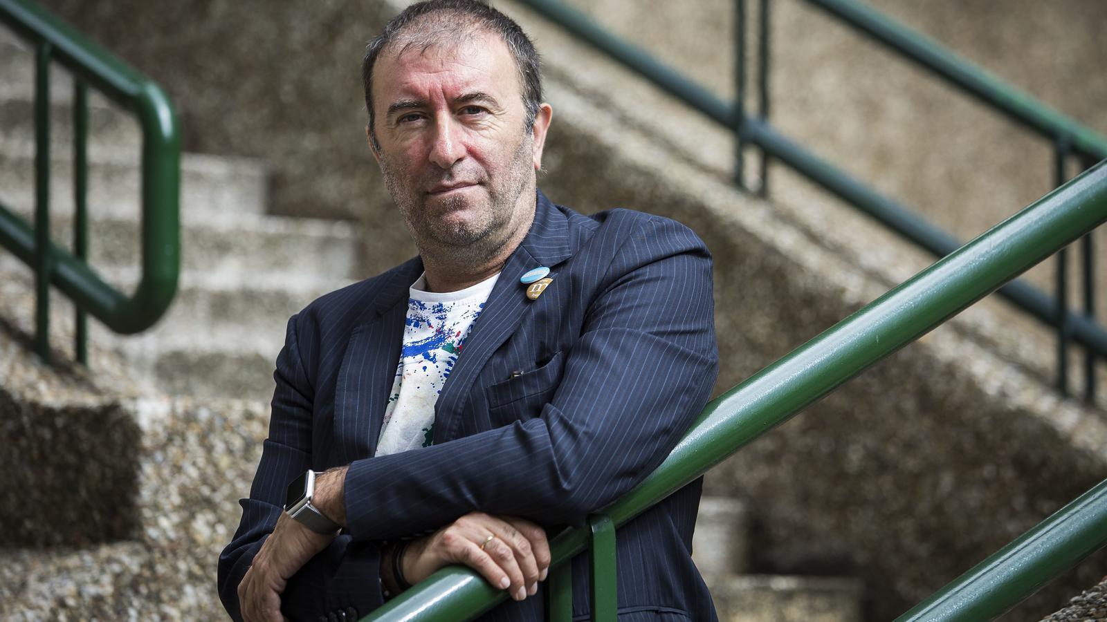 El president i conseller delegat de Nostrum, Quirze Salomó.