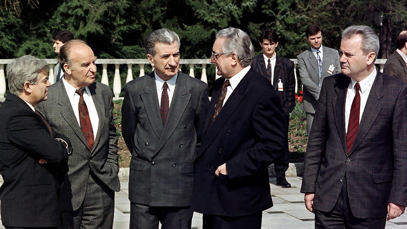 ¿Són comparables el Procés i la via eslovena d'independència?