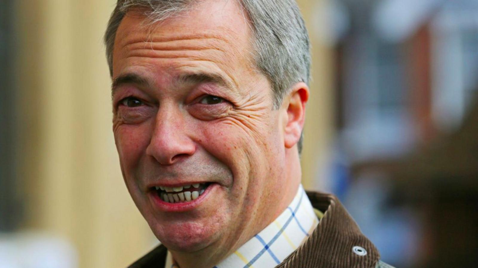 """Neix el Partit del Brexit per fer una """"revolució democràtica"""" al Regne Unit"""