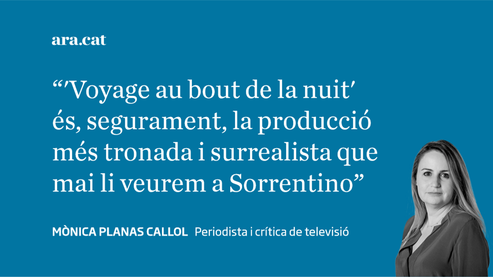 El confinament de Paolo Sorrentino