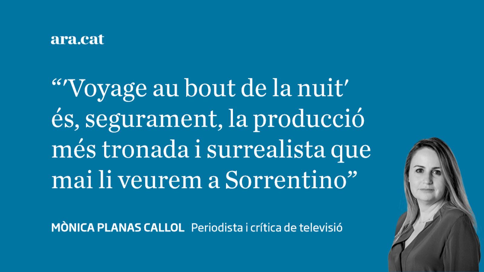 El confinament de Paolo Sorrentino