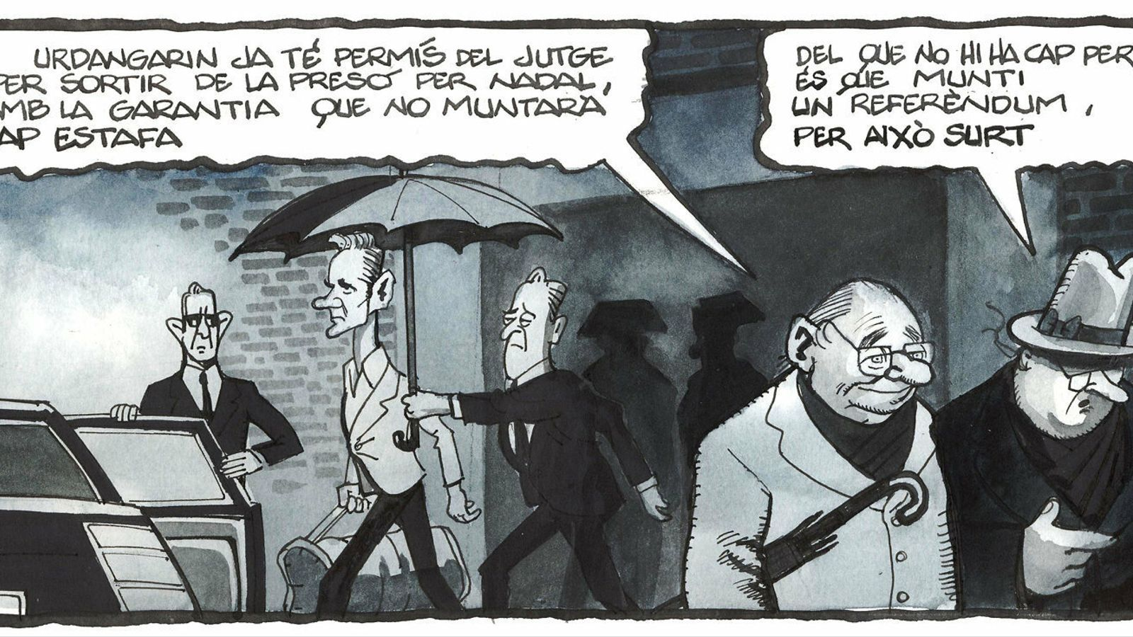 'A la contra', per Ferreres 10/12/2019