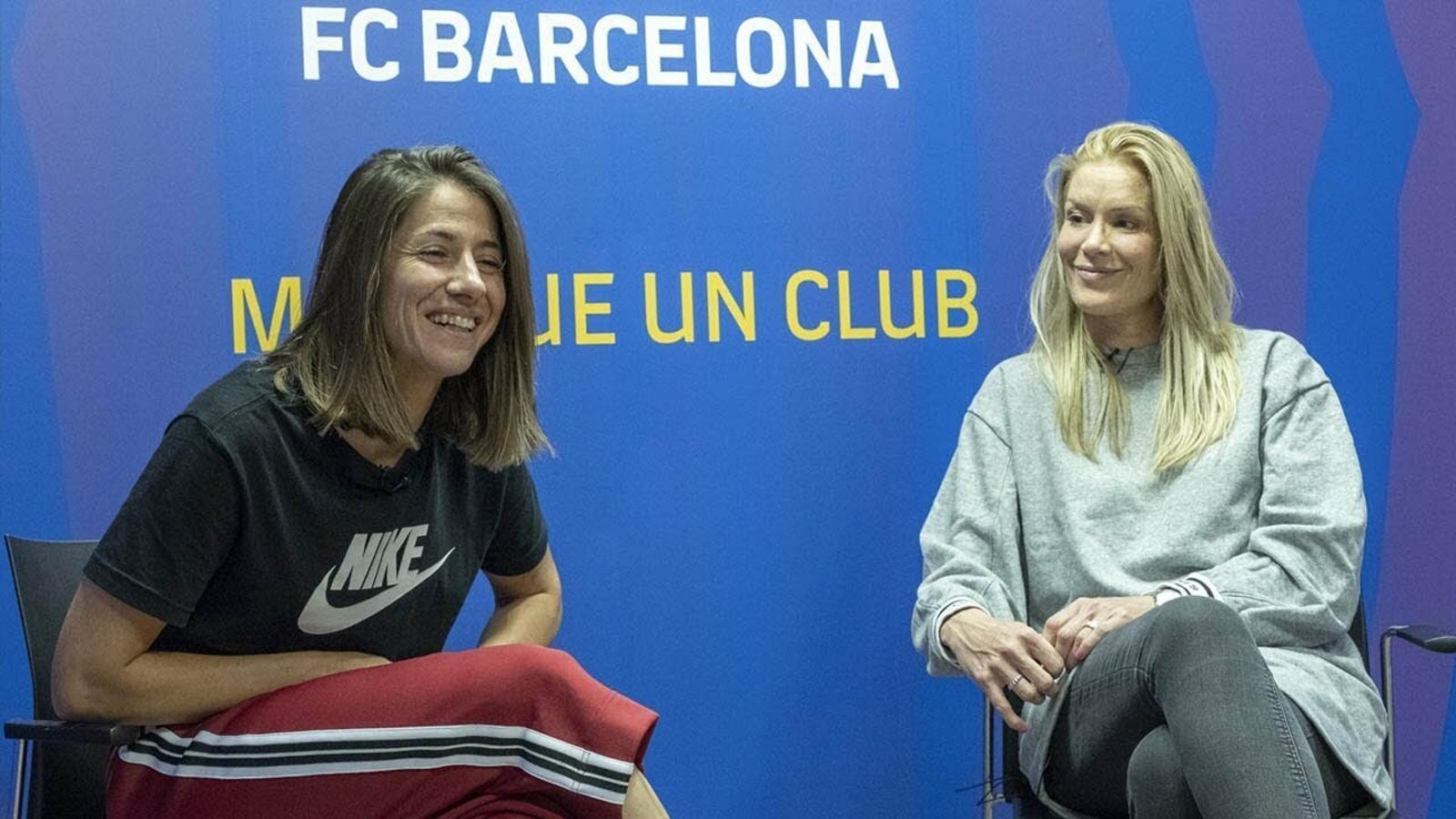 Del Barça-Arsenal del 2012 a l'actualitat, amb Vicky Losada i Emma Byrne