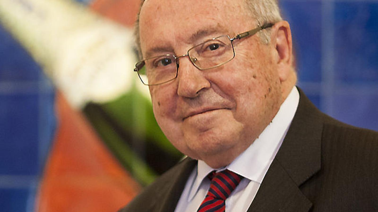 José Luis Bonet deixa la presidència de Freixenet i és nomenat president d'honor