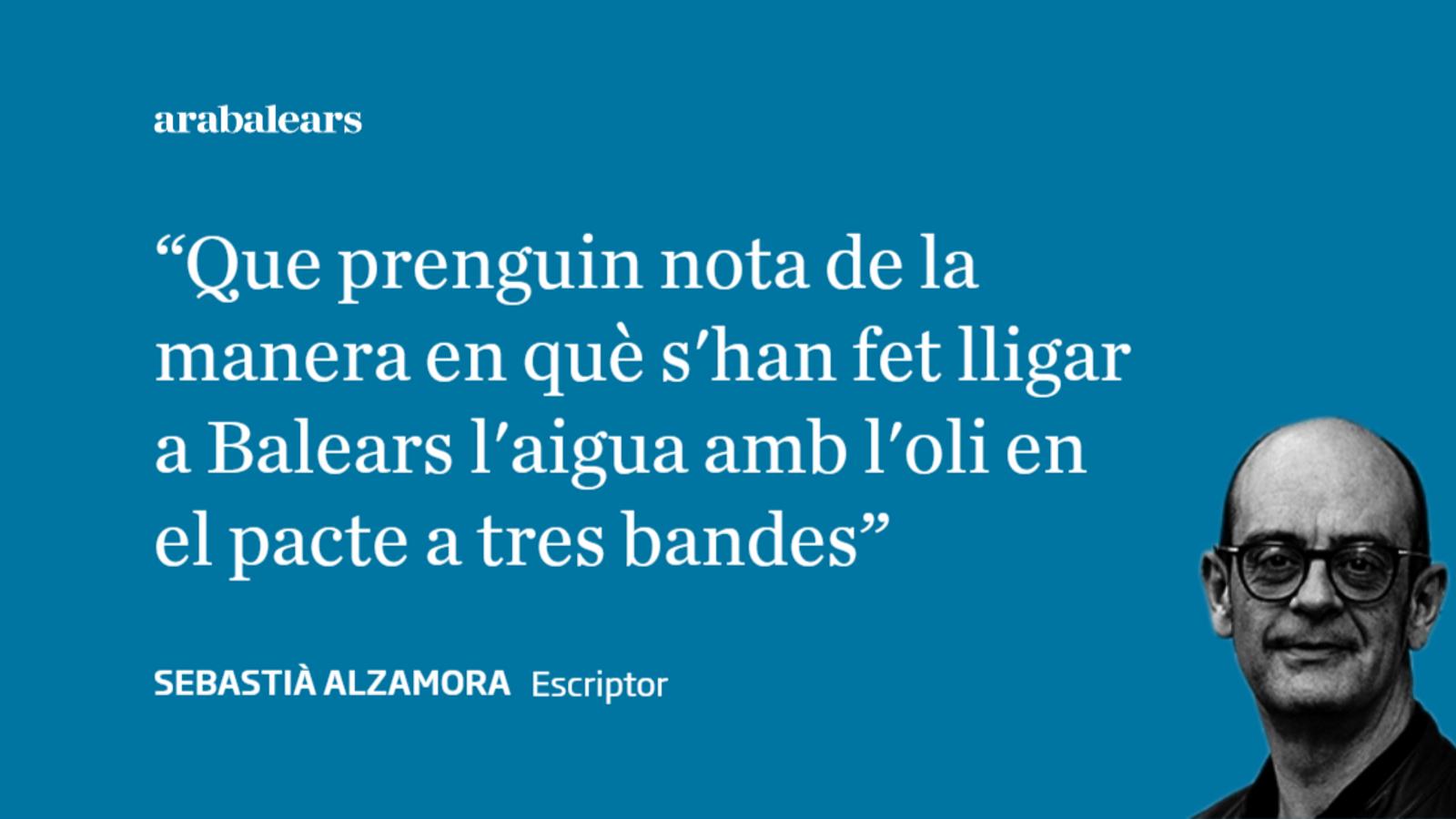 Aprengui de Balears, Pedro Sánchez