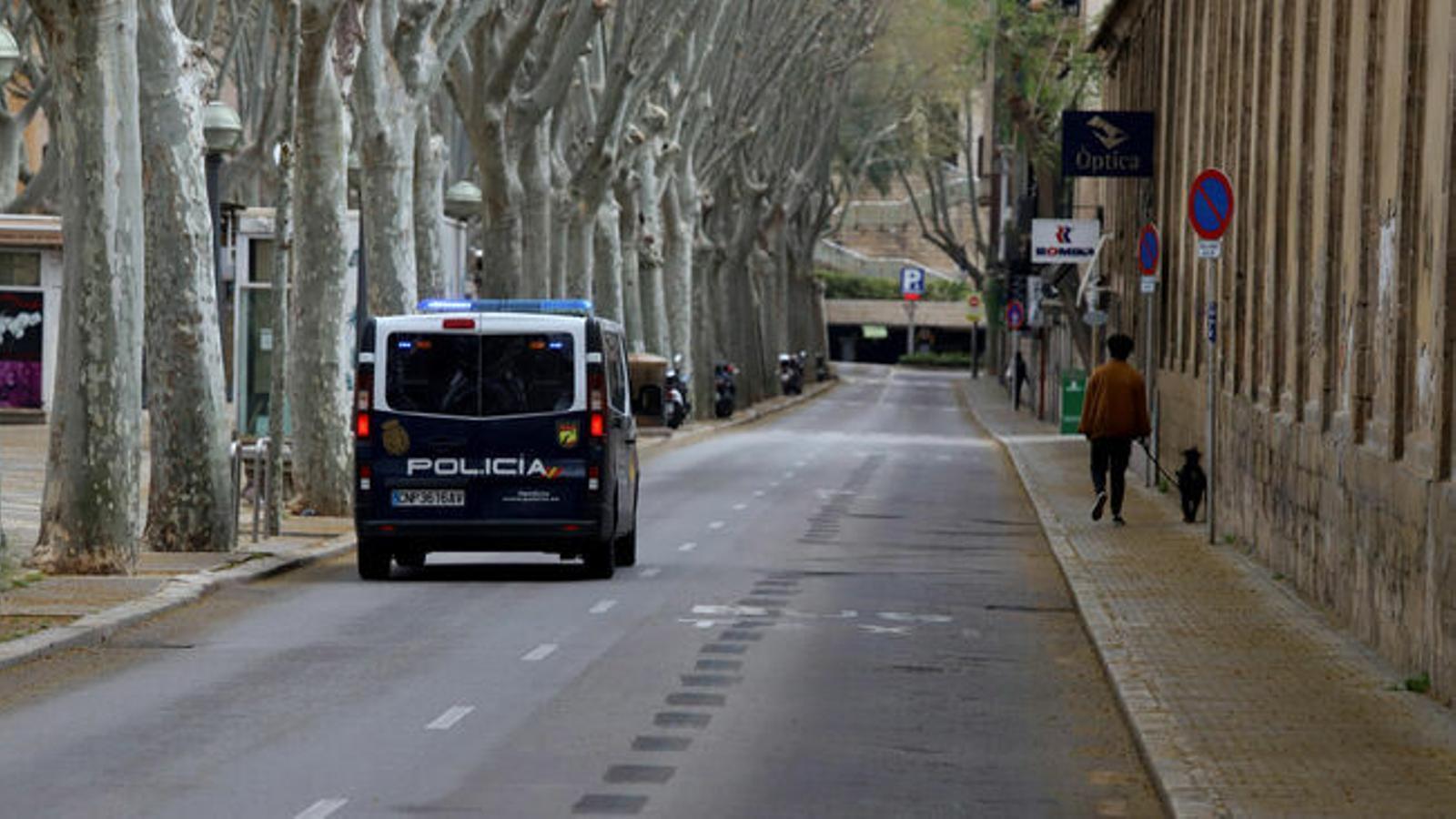 Nou detinguts a les Balears per saltar-se les restriccions de l'estat d'alarma.