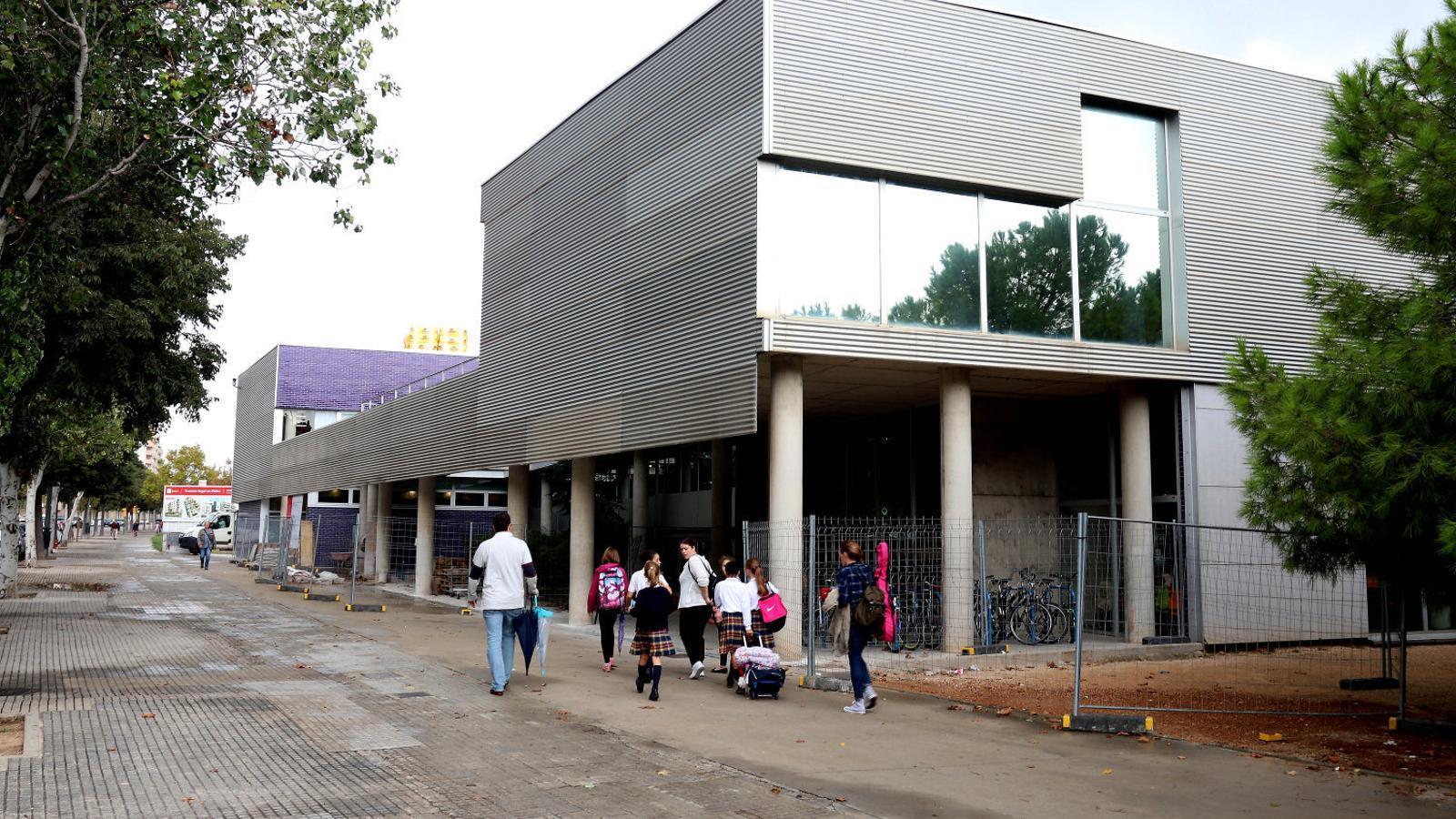 Els alumnes del Conservatori Superior de les Illes Balears comparteixen edifici amb els de nivell elemental i professional.