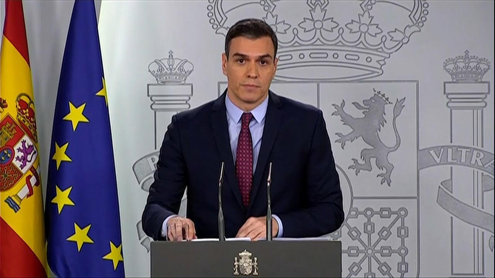 Sánchez avança 2.800 milions d'euros a les CCAA
