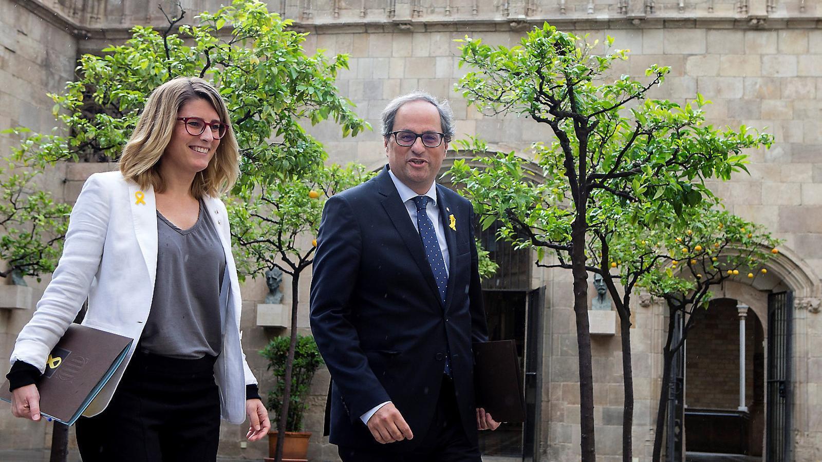 """Torra diu que """"en les pròximes setmanes"""" es decidirà si Artadi fa el pas com a número dos de Forn a Barcelona"""