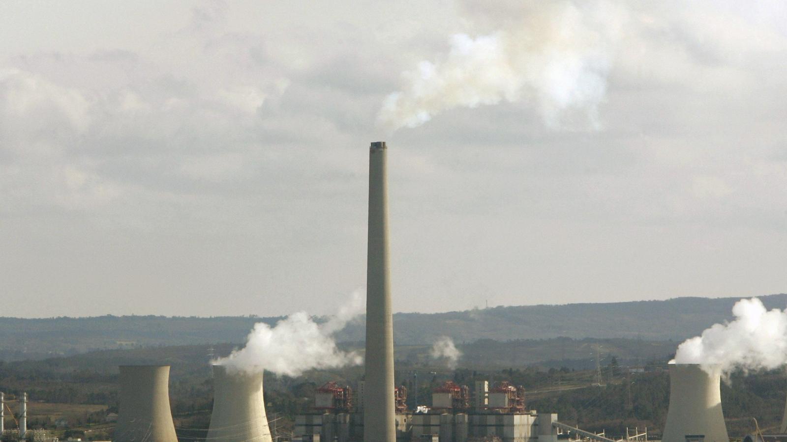 Endesa és l'empresa que més gasos d'efecte hivernacle emet a Espanya