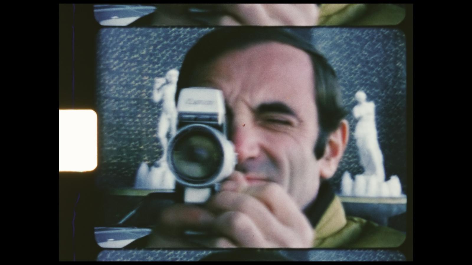 Charles Aznavour al film 'Aznavour by Charles'