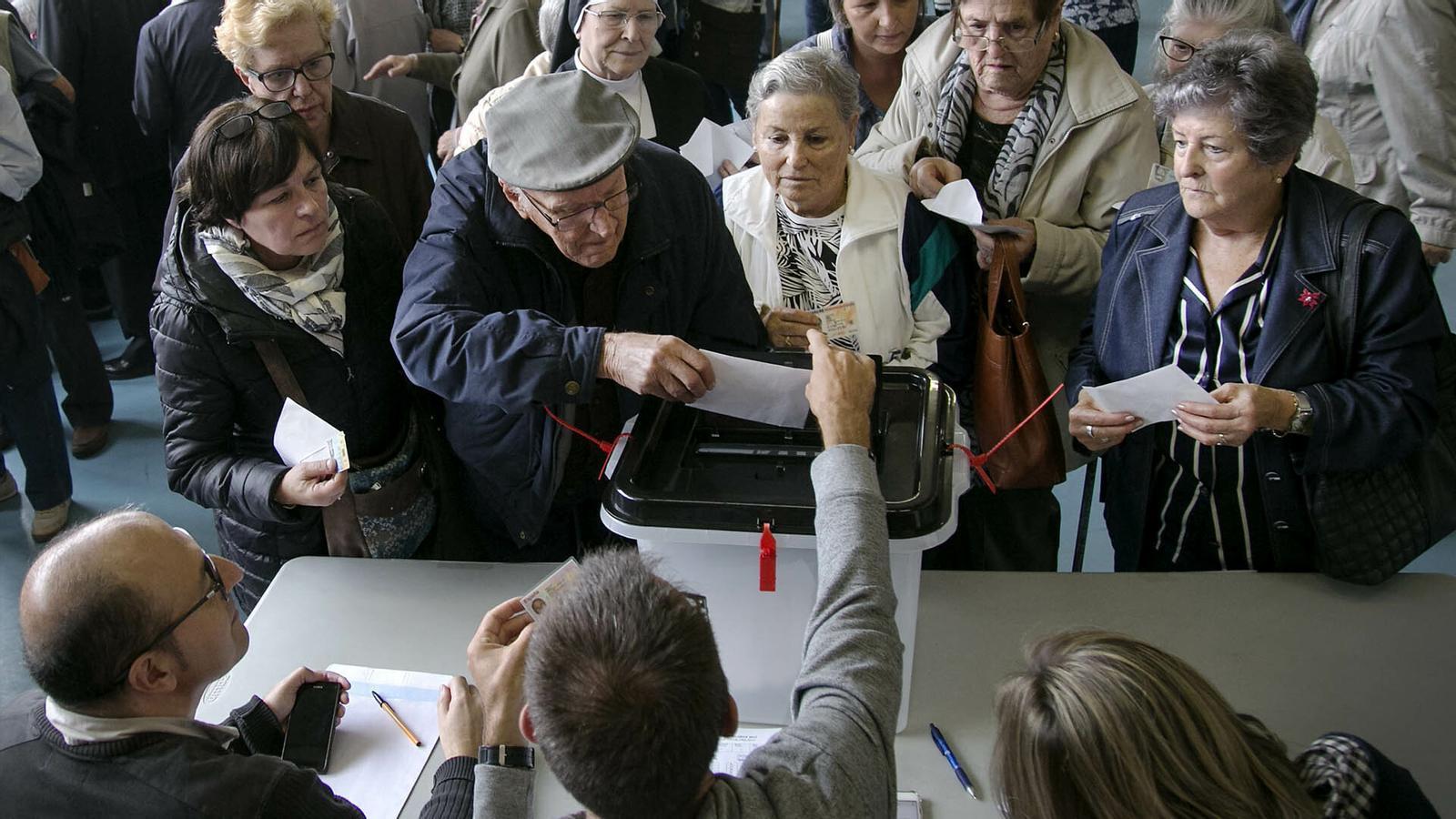 L'anàlisi d'Antoni Bassas: '«No surrender» és anar a votar i que tothom voti en pau'