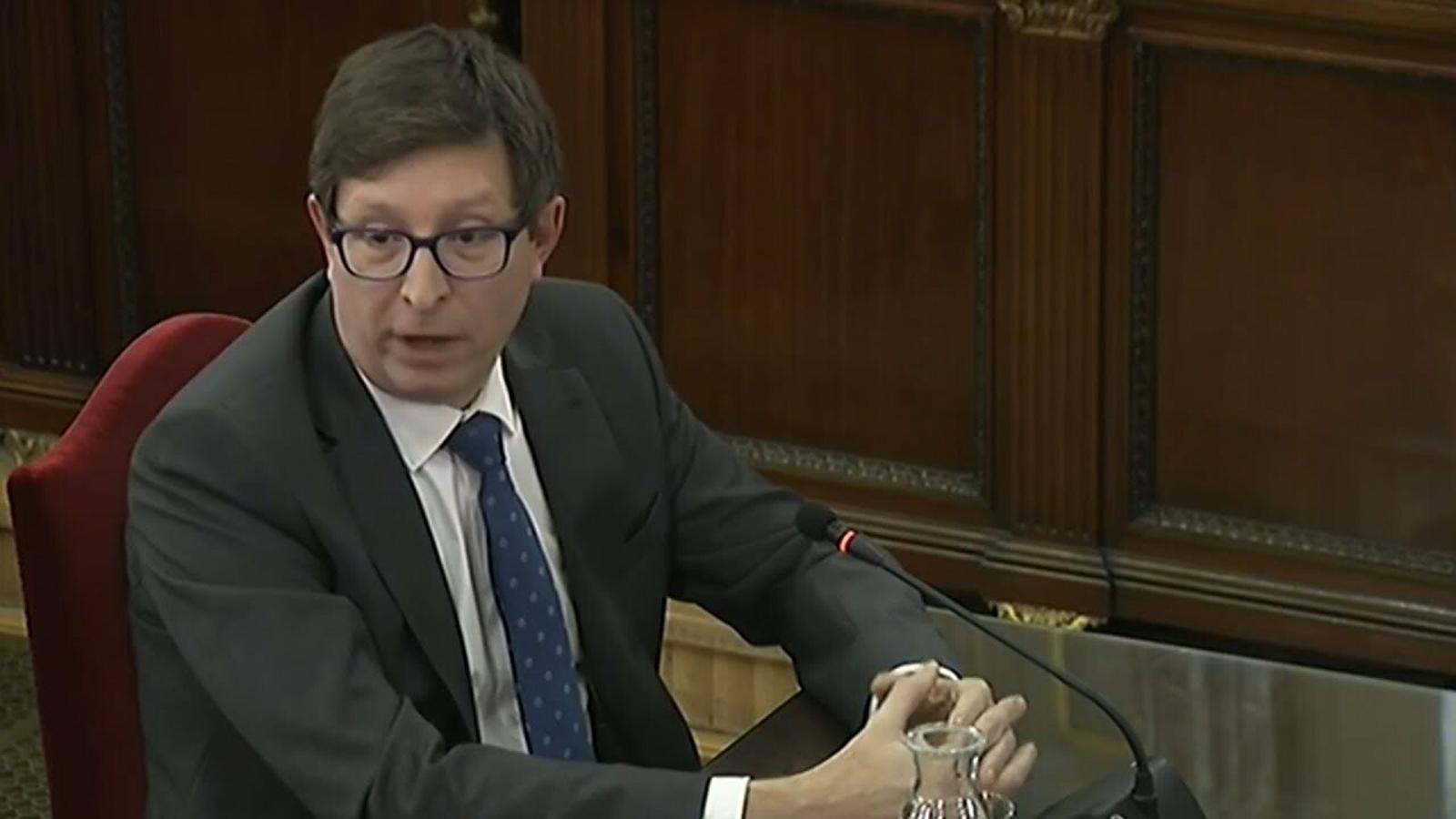 """Mundó: """"""""El referèndum no es va finançar amb diners públics"""""""