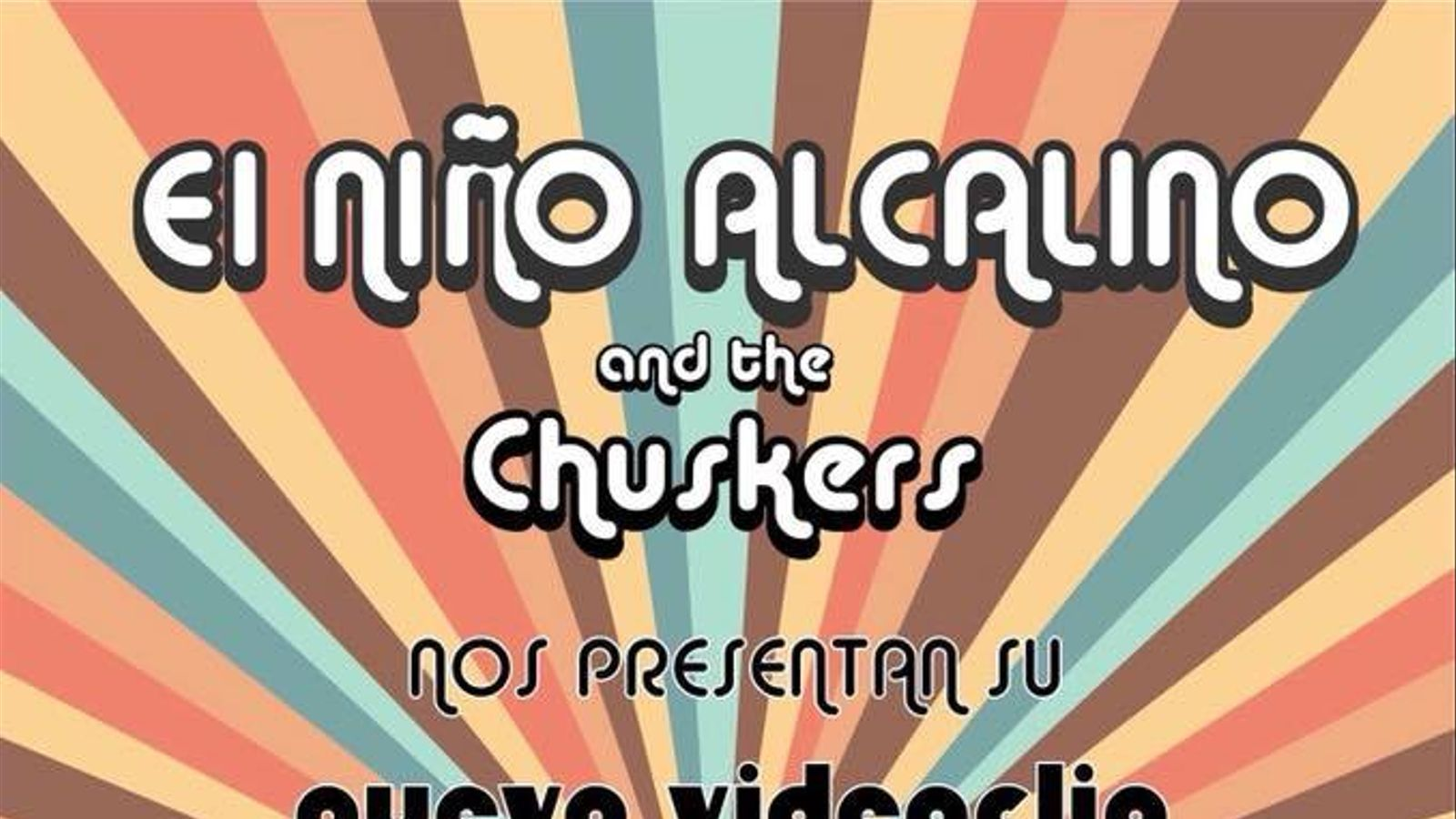 El Niño Alcalino and the Chuskers presenten 'Afrofrit'.