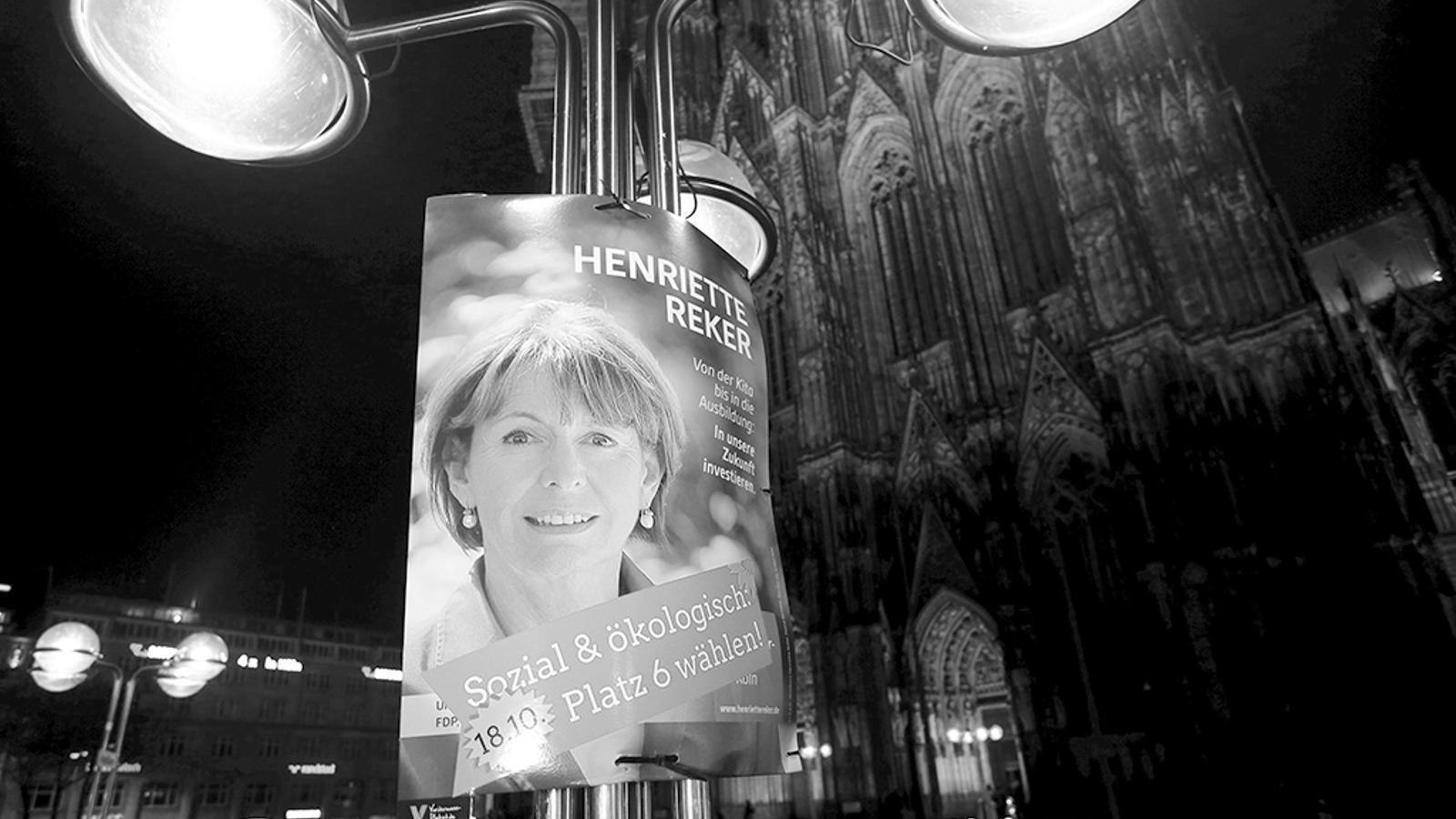 L'editorial d'Antoni Bassas: Henriette Reker, exemple de dignitat (19/10/15)