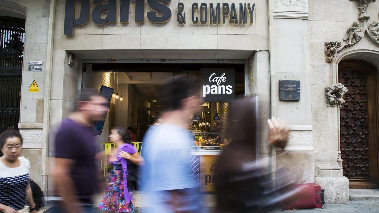 Pans&Co: adéu al símbol del 'fast food' català