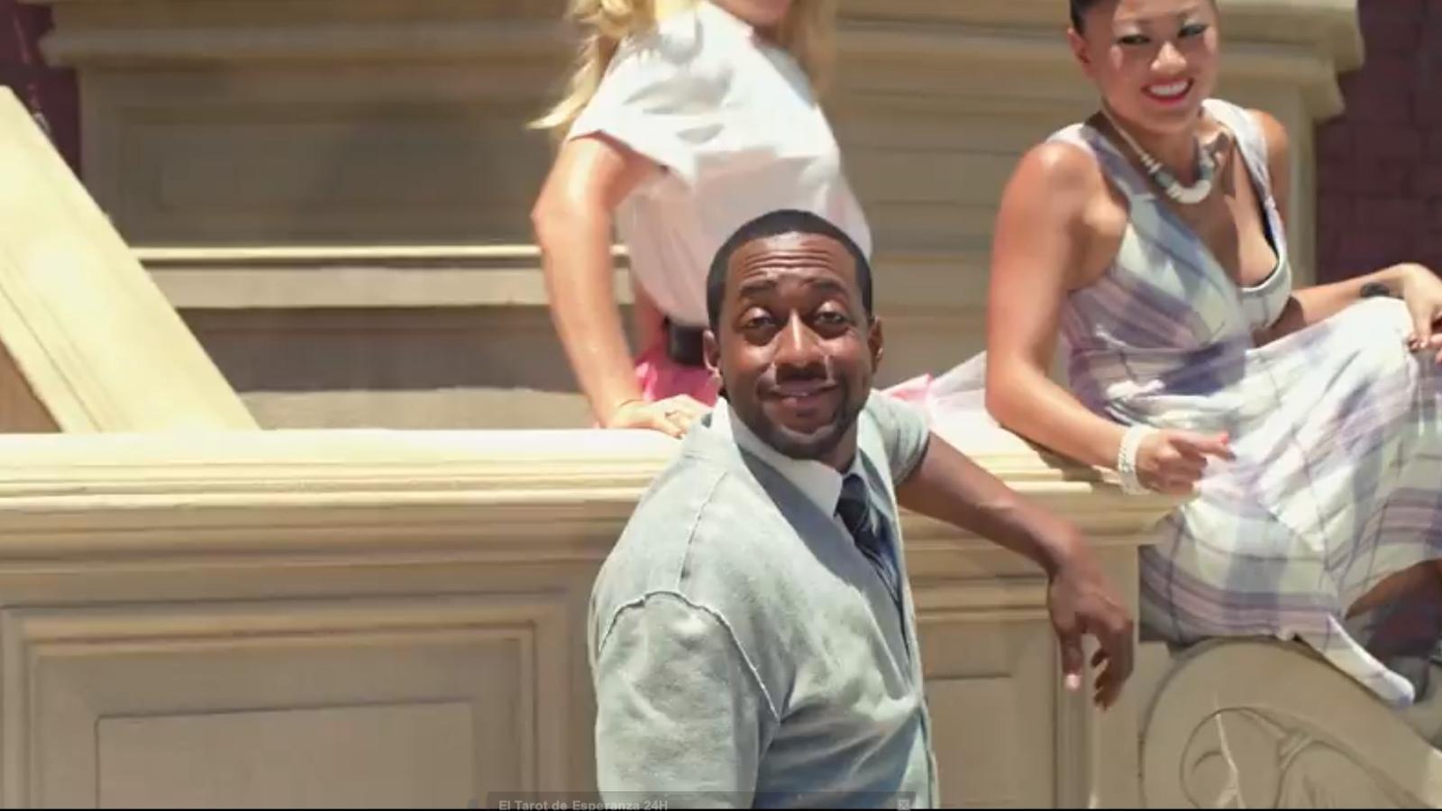 'Cry baby', el videoclip de Cee Lo Green protagonitzat per Jameel White