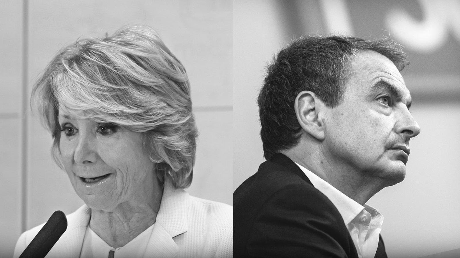L'anàlisi d'Antoni Bassas: 'Aguirre, Zapatero i la desconnexió de la gent'