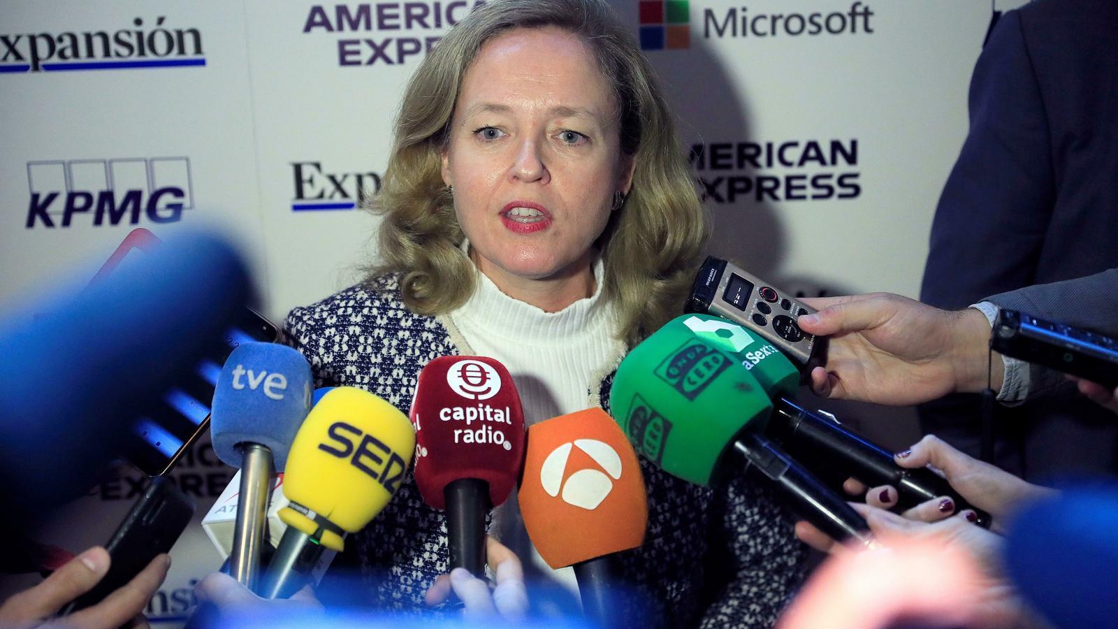 Bany de realitat per a les previsions econòmiques del govern espanyol