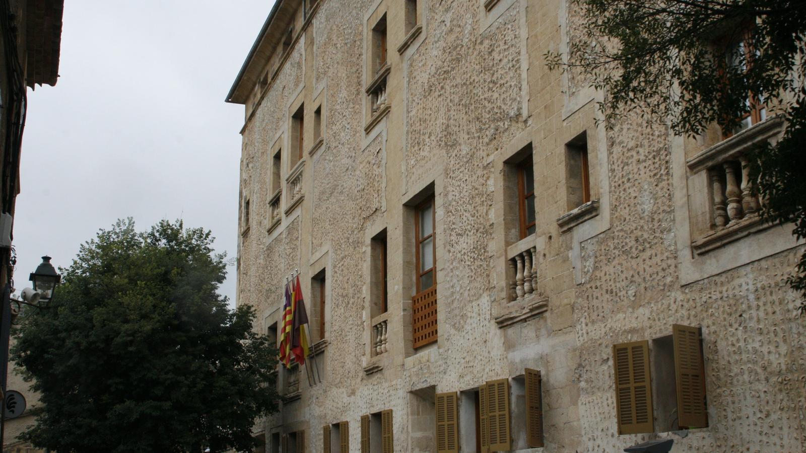 L'Ajuntament de Pollença ha registrat la primera dimissió d'un regidor.