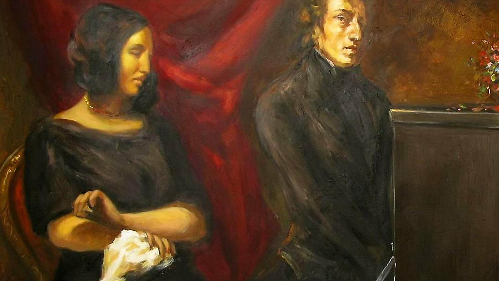 Chopin, desnonat              a Mallorca per                     por del contagi