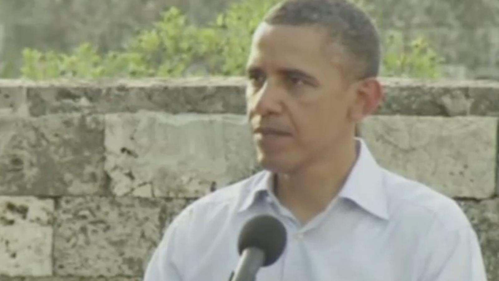 Obama busca el vot anticastrista des de Colòmbia