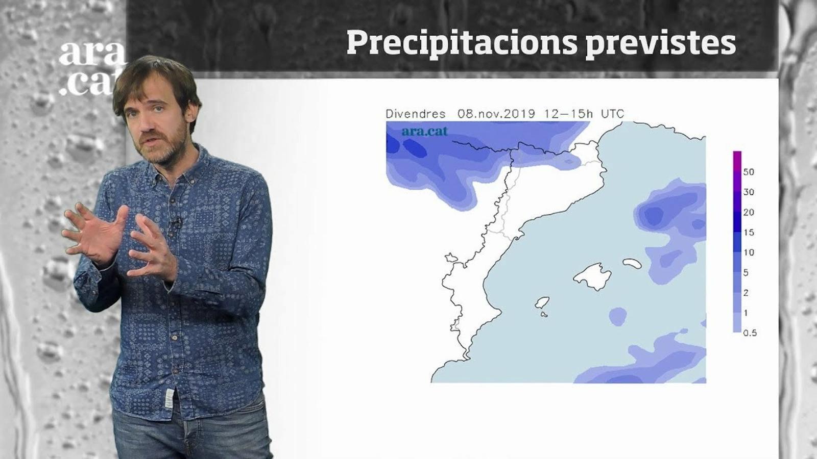 Méteo especial: vent, neu i un fred que es reactivarà la setmana que ve