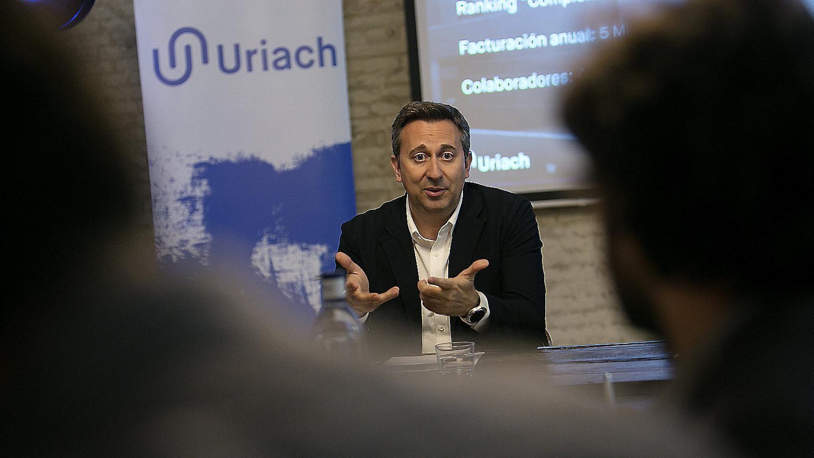 Uriach augmenta les vendes un 16% i compra una empresa a Portugal