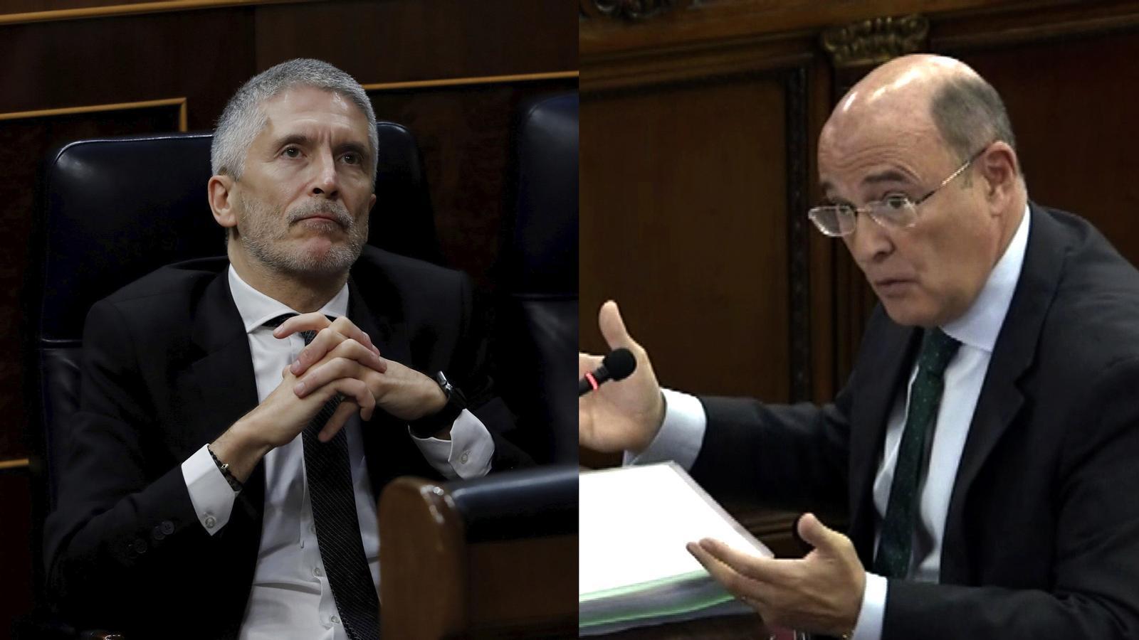 L'anàlisi d'Antoni Bassas: 'El ministre i els informes de la Guàrdia Civil que ara sí que són motiu de cessament'